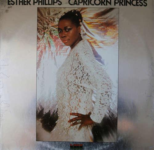 Cover Esther Phillips - Capricorn Princess (LP, Album) Schallplatten Ankauf