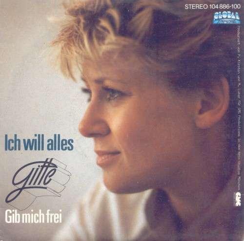 Bild Gitte* - Ich Will Alles (7, Single) Schallplatten Ankauf