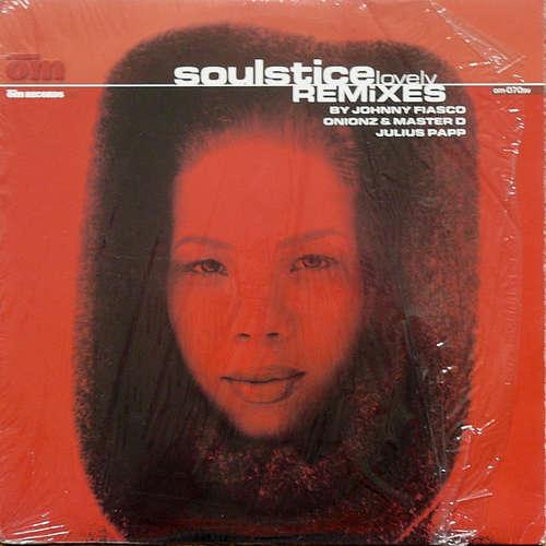 Cover Soulstice - Lovely (Remixes) (12) Schallplatten Ankauf