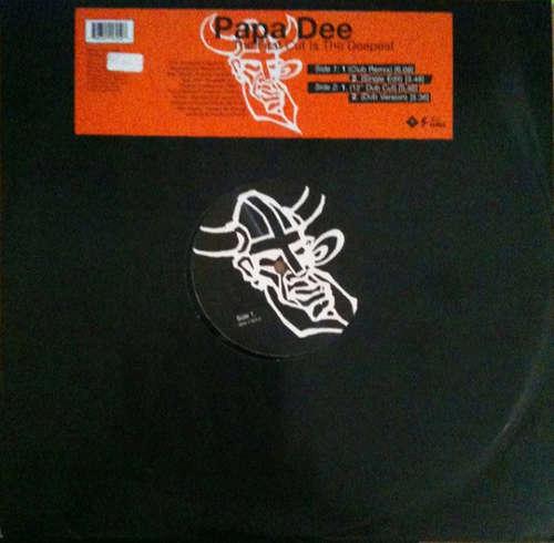 Cover Papa Dee - The First Cut Is The Deepest (12) Schallplatten Ankauf