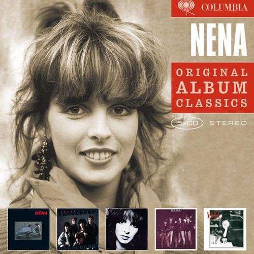 Cover Nena - Original Album Classics (CD, Album, RE + CD, Album, RE + CD, Album, RE + CD) Schallplatten Ankauf