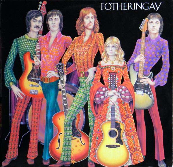 Bild Fotheringay - Fotheringay (LP, Album, RP) Schallplatten Ankauf