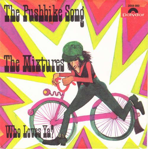 Bild The Mixtures - The Pushbike Song (7, Single) Schallplatten Ankauf