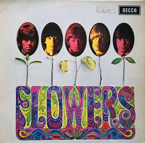 Cover The Rolling Stones - Flowers (LP, Comp) Schallplatten Ankauf