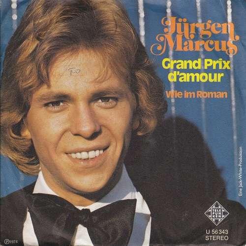 Bild Jürgen Marcus - Grand Prix D'Amour (7, Single) Schallplatten Ankauf