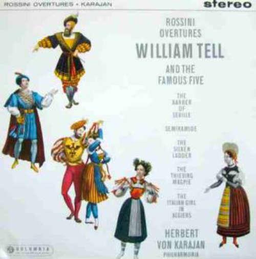 Cover Gioacchino Rossini - Rossini Overtures (LP) Schallplatten Ankauf