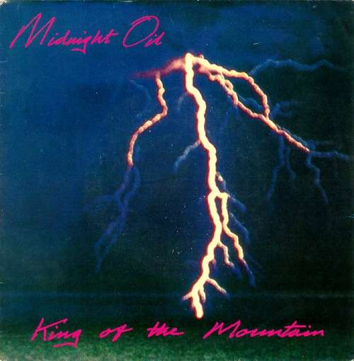 Bild Midnight Oil - King Of The Mountain (7, Single) Schallplatten Ankauf