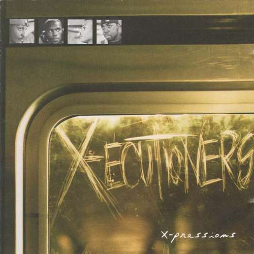 Cover The X-Ecutioners - X-Pressions (CD, Album) Schallplatten Ankauf