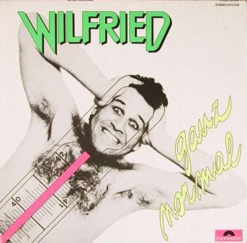 Cover zu Wilfried - Ganz Normal (LP, Album) Schallplatten Ankauf