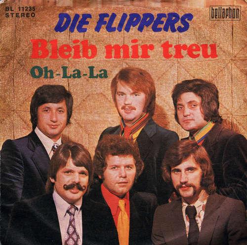 Cover zu Die Flippers - Bleib Mir Treu (7, Single) Schallplatten Ankauf