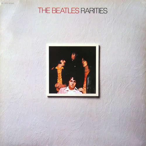 Cover The Beatles - Rarities (LP, Comp, US ) Schallplatten Ankauf
