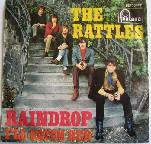 Bild The Rattles - Raindrop (7, Single, Mono) Schallplatten Ankauf