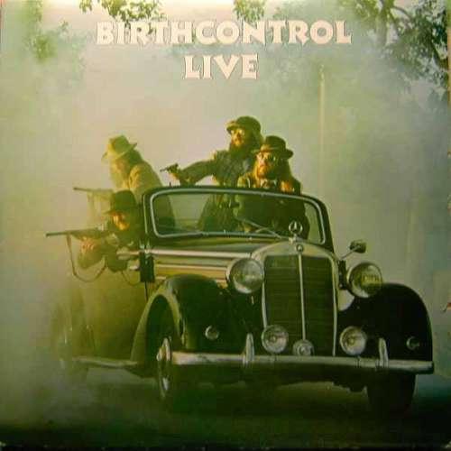 Cover Birthcontrol* - Live (2xLP, Album) Schallplatten Ankauf