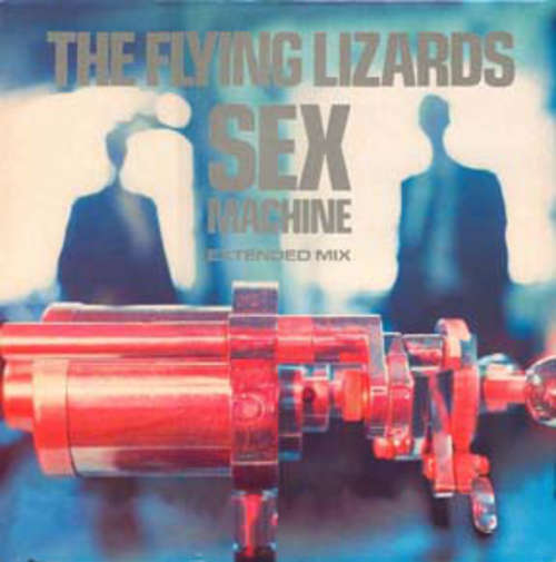 Bild The Flying Lizards - Sex Machine (12) Schallplatten Ankauf