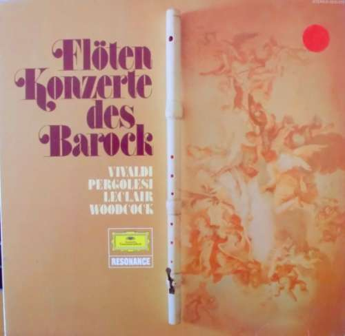 Bild Antonio Vivaldi - Pergolesi* - Leclair* - Woodcock* - Flötenkonzerte Des Barock (LP, Comp) Schallplatten Ankauf