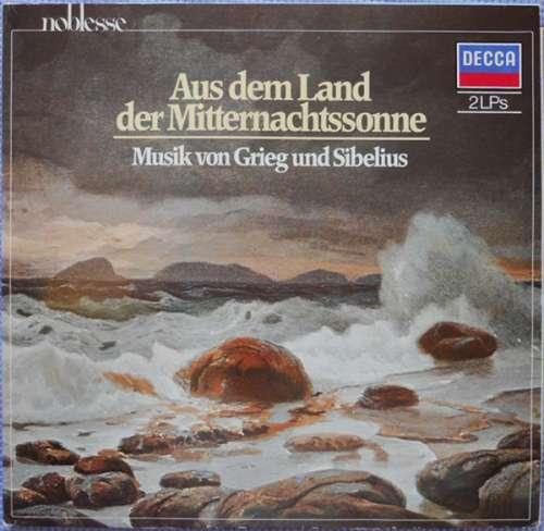 Bild Grieg* Und Sibelius* - Aus Dem Land Der Mitternachtssonne (2xLP, Comp) Schallplatten Ankauf
