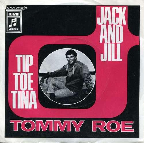Bild Tommy Roe - Jack And Jill (7, Single, Mono) Schallplatten Ankauf