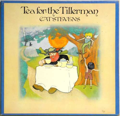 Cover zu Cat Stevens - Tea For The Tillerman (LP, Album, RE, Gat) Schallplatten Ankauf