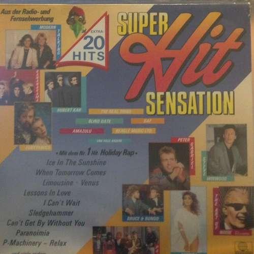 Cover Various - Super Hit Sensation (LP, Comp) Schallplatten Ankauf