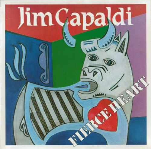 Bild Jim Capaldi - Fierce Heart (LP, Album) Schallplatten Ankauf