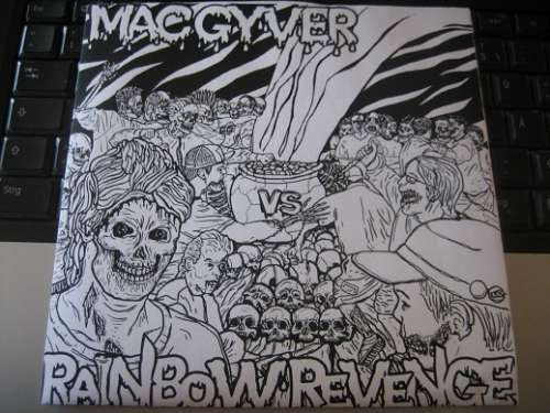 Bild Mac Gyver (4) Vs Rainbow Revenge - Mac Gyver Vs Rainbow Revenge (7, EP, Ltd, Num) Schallplatten Ankauf