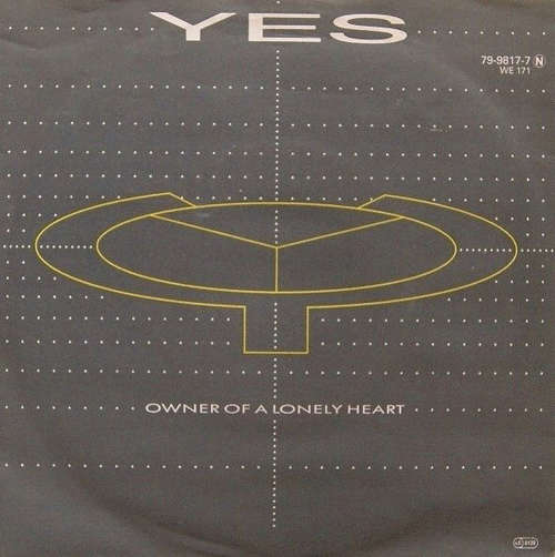 Bild Yes - Owner Of A Lonely Heart (7, Single, RP) Schallplatten Ankauf