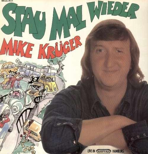 Bild Mike Krüger - Stau Mal Wieder (LP, Album) Schallplatten Ankauf