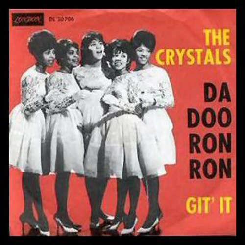 Bild The Crystals - Da Doo Ron Ron (When He Walked Me Home) (7, Single) Schallplatten Ankauf