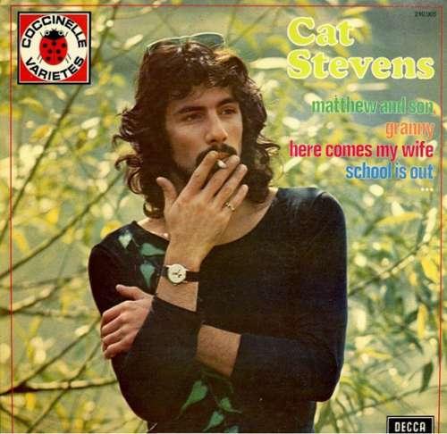 Bild Cat Stevens - Cat Stevens (LP, Comp) Schallplatten Ankauf
