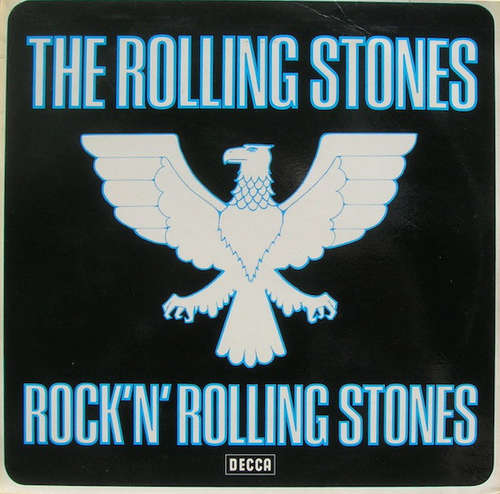 Cover The Rolling Stones - Rock 'N' Rolling Stones (LP, Album, Comp) Schallplatten Ankauf