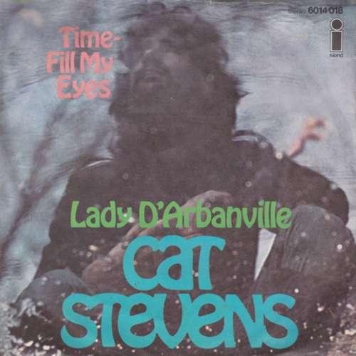 Bild Cat Stevens - Lady D'Arbanville (7, Single) Schallplatten Ankauf