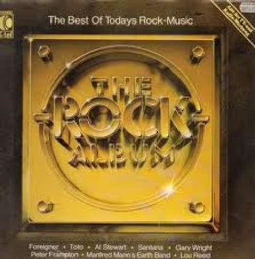 Cover Various - The Rock Album - The Best Of Today's Rock-Music (LP, Comp) Schallplatten Ankauf
