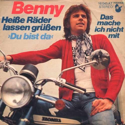 Bild Benny (4) - Heiße Räder Lassen Grüßen (Du Bist Da) (7, Single) Schallplatten Ankauf