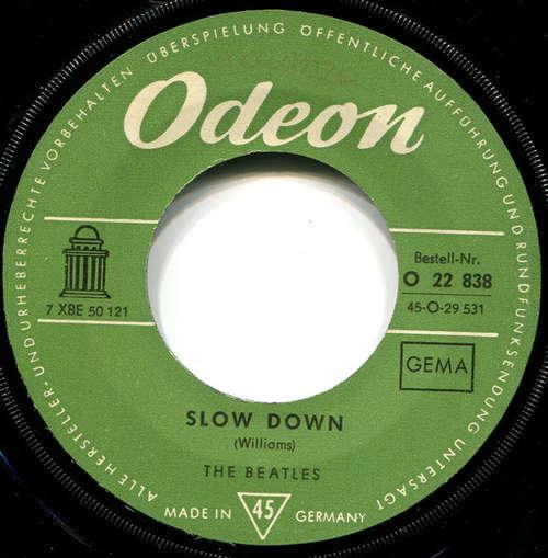 Cover The Beatles - Slow Down (7, Single) Schallplatten Ankauf