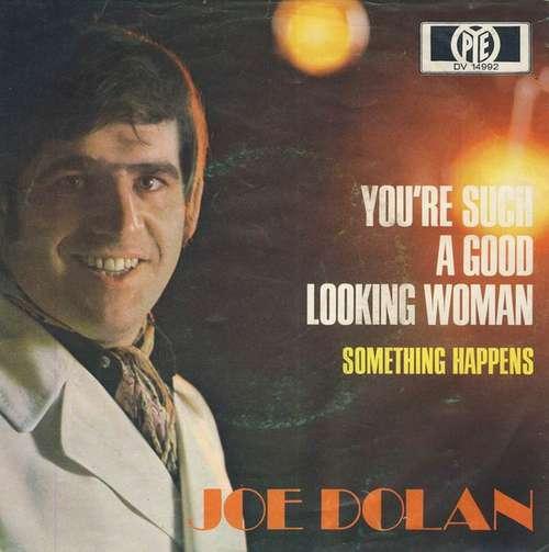 Bild Joe Dolan - You're Such A Good Looking Woman (7, Single) Schallplatten Ankauf