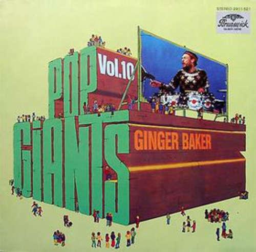 Bild Ginger Baker - Pop Giants, Vol. 10 (LP, Comp) Schallplatten Ankauf