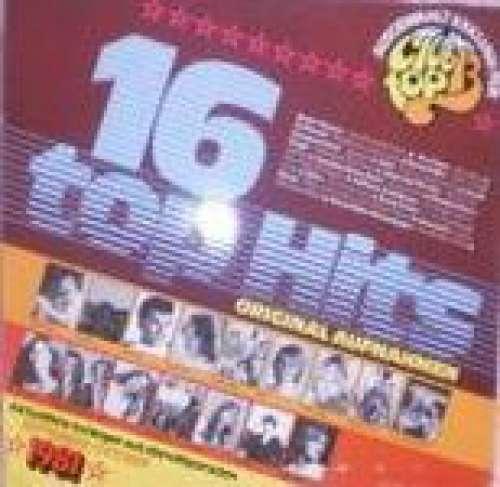 Cover zu Various - 16 Top Hits - Aktuellste Schlager Aus Den Hitparaden September / Oktober 1981 (LP, Comp) Schallplatten Ankauf