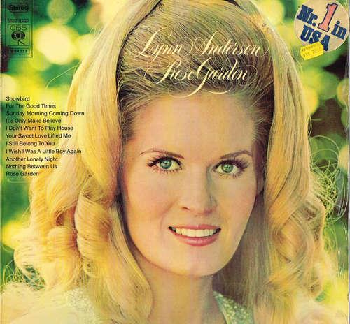Cover Lynn Anderson - Rose Garden (LP, Album) Schallplatten Ankauf