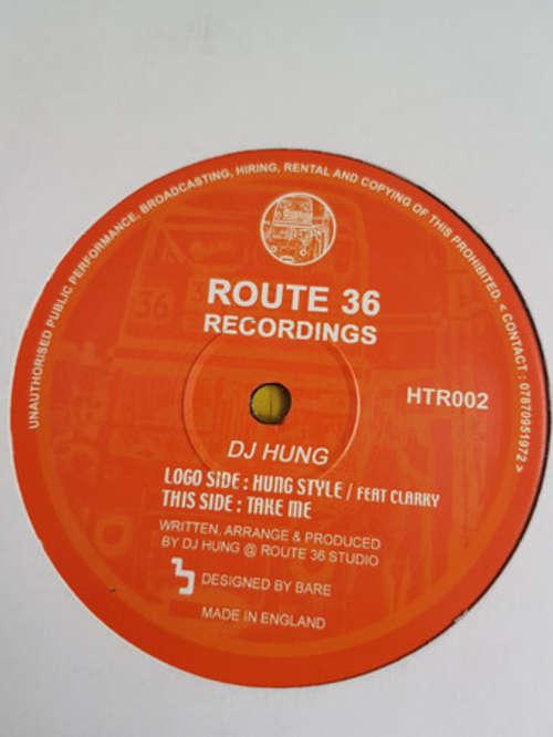 Bild DJ Hung - Hung Style / Take Me (12) Schallplatten Ankauf