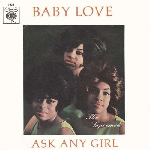 Bild The Supremes - Baby Love (7, Single) Schallplatten Ankauf