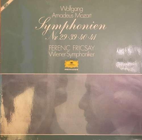 Bild Wolfgang Amadeus Mozart, Ferenc Fricsay, Wiener Symphoniker - Symphonien Nr. 29-39-40-41 (2xLP) Schallplatten Ankauf