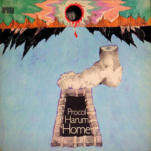 Bild Procol Harum - Home (LP, Album, RE) Schallplatten Ankauf