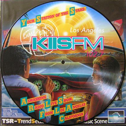 Cover Various - KIIS FM 102,7 Los Angeles (LP, Comp, Mixed, Pic) Schallplatten Ankauf