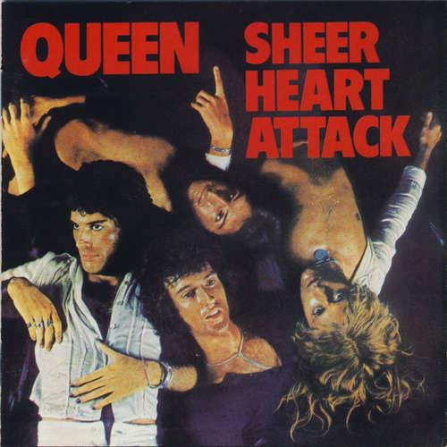 Cover Queen - Sheer Heart Attack (CD, Album, RE, Swi) Schallplatten Ankauf