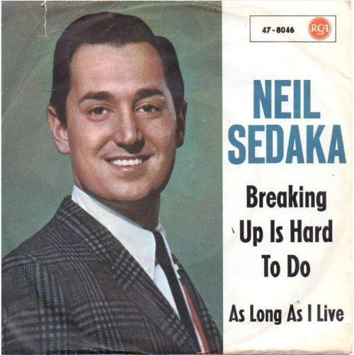 Bild Neil Sedaka - Breaking Up Is Hard To Do (7, Single) Schallplatten Ankauf