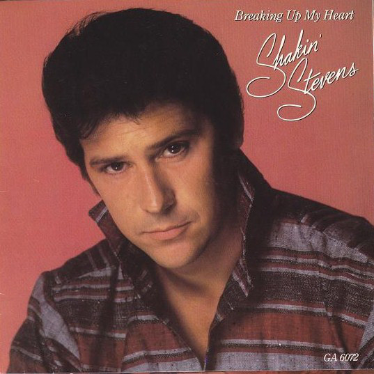 Bild Shakin' Stevens - Breaking Up My Heart (7, Single, Pop) Schallplatten Ankauf