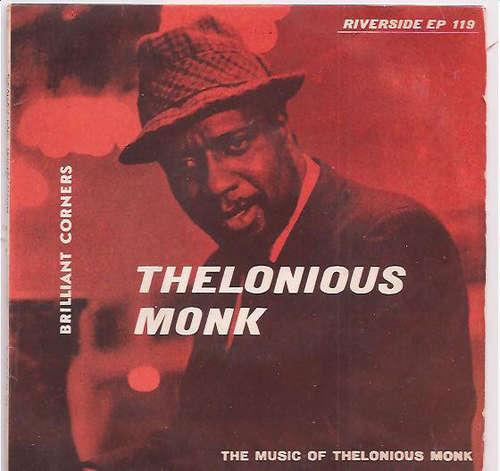 Cover Thelonious Monk - Brilliant Corners (7, EP) Schallplatten Ankauf