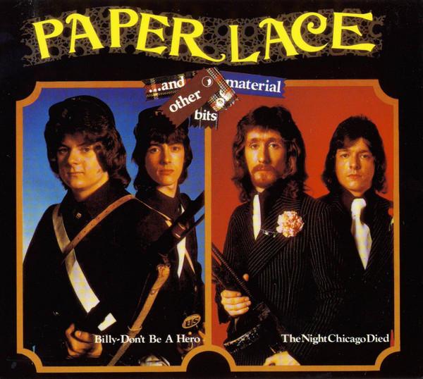 Bild Paper Lace - ...And Other Bits Of Material (LP, Album) Schallplatten Ankauf