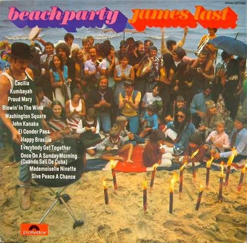 Bild James Last - Beach Party (LP, Album) Schallplatten Ankauf