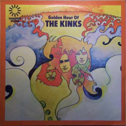 Cover The Kinks - Golden Hour Of The Kinks (LP, Comp) Schallplatten Ankauf